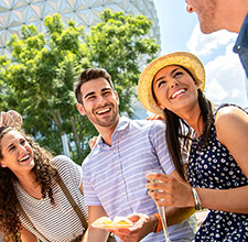 Epcot® International Food & Wine Festival